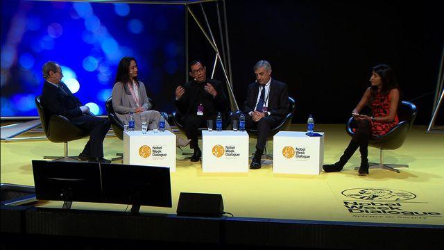 UR Samtiden - Nobel Week Dialogue 2015 : Hur förändras världen av artificiell intelligens?