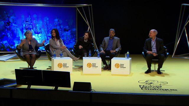 UR Samtiden - Nobel Week Dialogue 2015 : Samspelet mellan människan och datorn