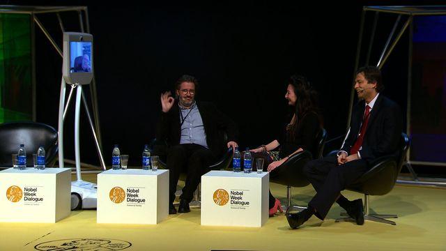 UR Samtiden - Nobel Week Dialogue 2015 : Intelligens i ljuset av konst och vetenskap