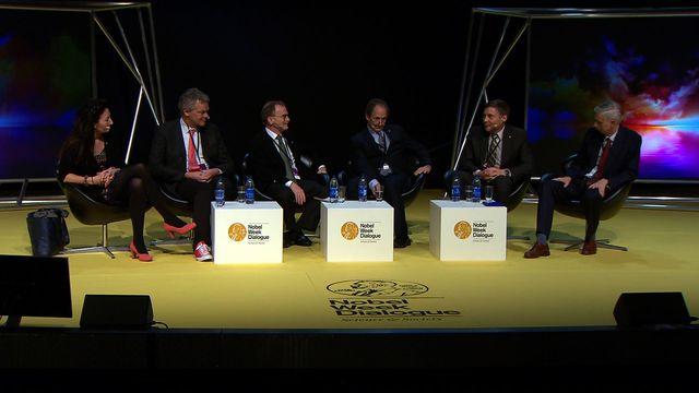 UR Samtiden - Nobel Week Dialogue 2015 : Kreativitetens framtid