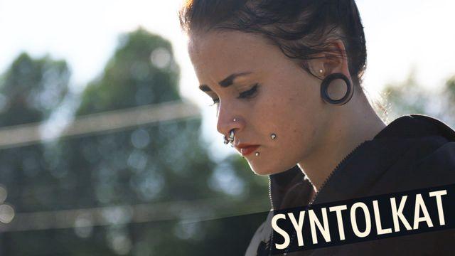 Ordet är mitt - syntolkat : Lina
