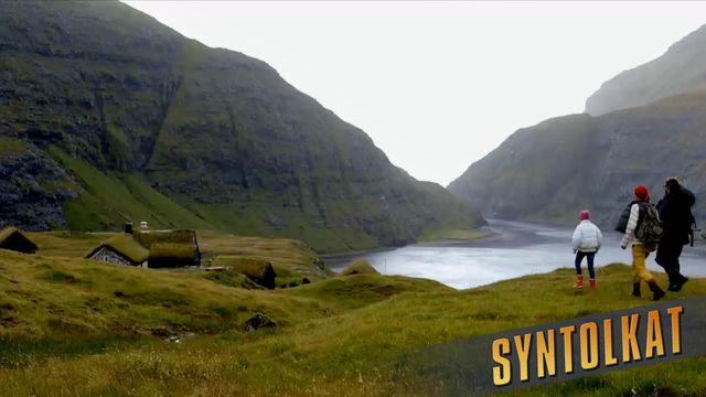 Geografens testamente - Norden - syntolkat : De gröna öarna
