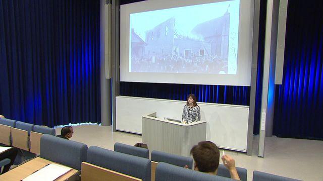 UR Samtiden - Ideologisk radikalisering : Val, våld, och radikalisering