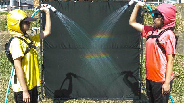 Gigantiska experiment : Himlen är full av regnbågar