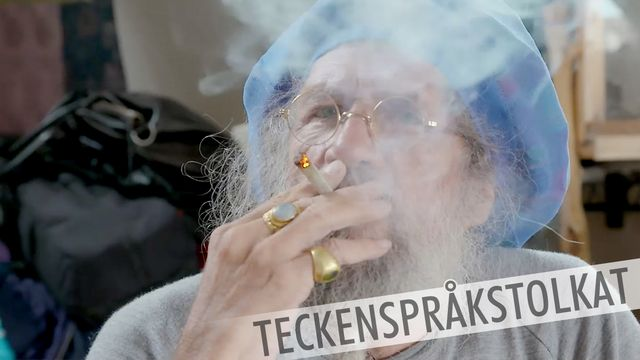 Grym kemi - teckenspråkstolkat : Droger