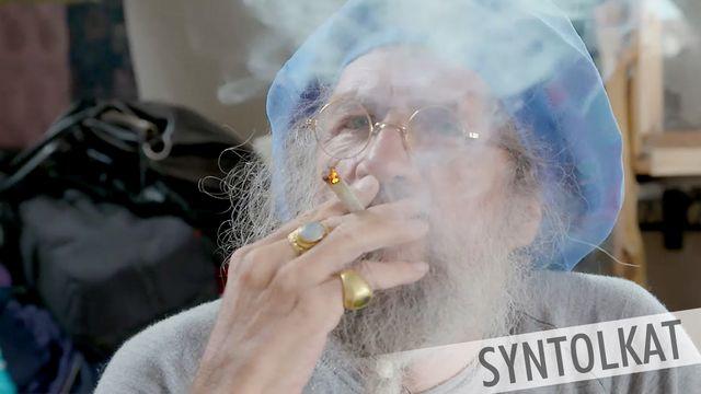 Grym kemi - syntolkat : Droger