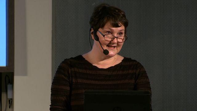 UR Samtiden - Språkseminarium i finska 2016 : Textanalys med verbala fingeravtryck