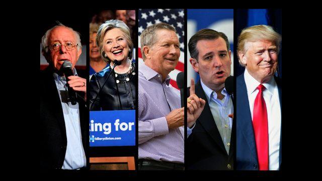 UR Samtiden - Utrikesdagen 2016 : Presidentvalet i USA 2016