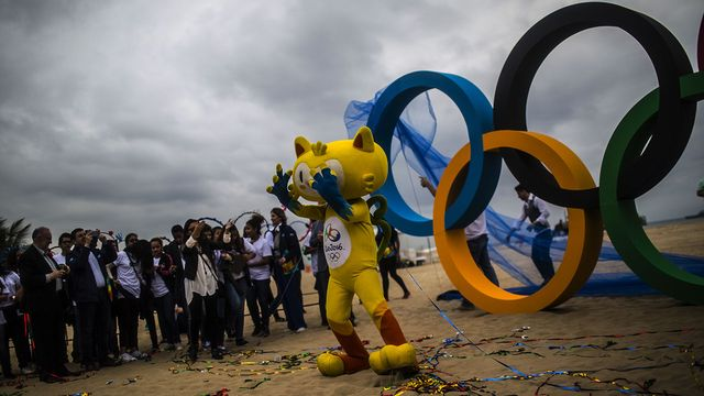 UR Samtiden - Utrikesdagen 2016 : Hotet mot sommar-OS i Rio