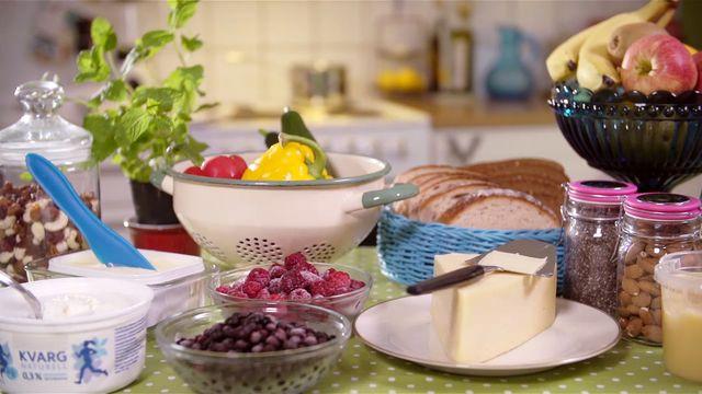 Orka plugga : Förbered frukosten