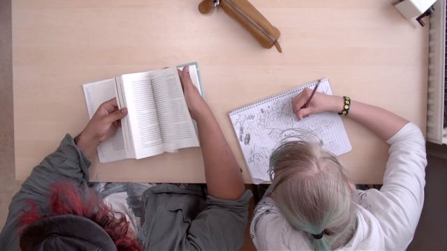 Orka plugga : Avkoda boken