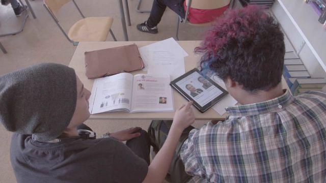 Orka plugga : Var nyfiken på texten