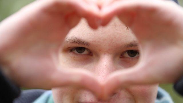 Tänk till snackar stress : Kärlek
