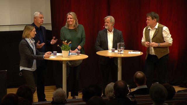 UR Samtiden - Vetenskapsfestivalen 2016 : När tekniken tänjer gränser