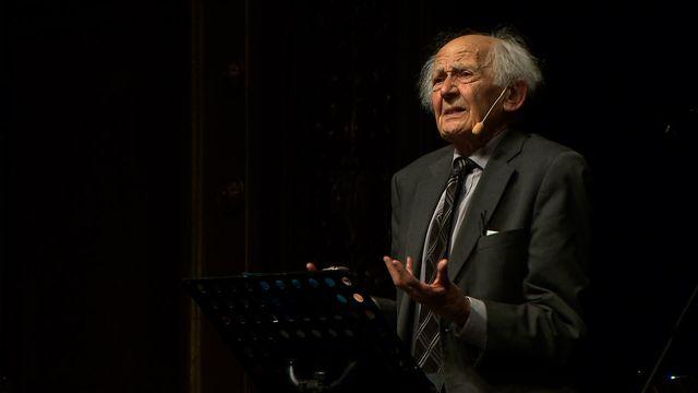 UR Samtiden - Kosmopolitism, modernism och judendom : Zygmunt Bauman på Berns