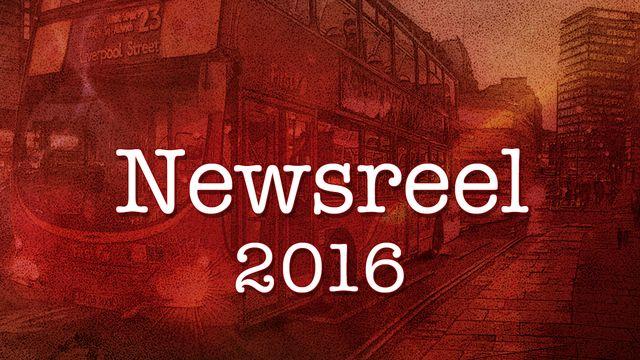 Newsreel : 2016-10-22