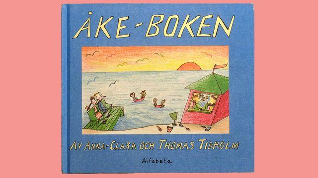 Småsagor : Åke-boken