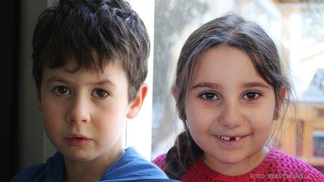 Kusin Vaken om ljud : Ljud i förskolan