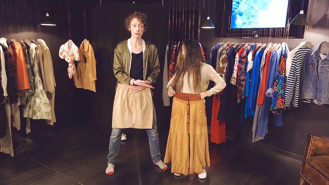 Alors parle ! : Les vêtements