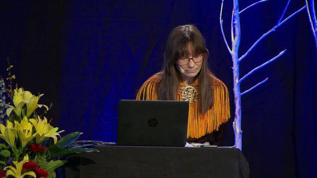 UR Samtiden - Samiska veckan 2016 : Duodji och urfolksperspektivet