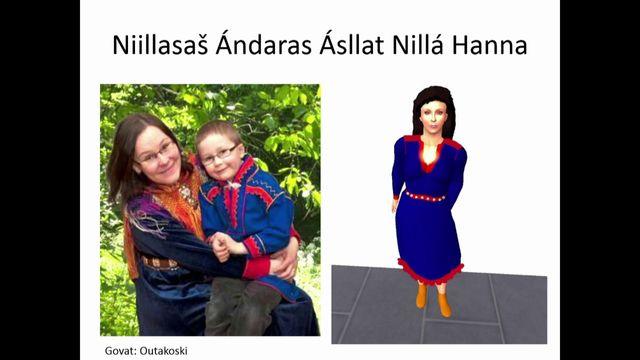 UR Samtiden - Samiska veckan 2016 : Skola för samiska barn i Sverige