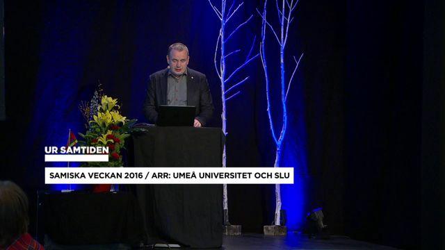 UR Samtiden - Samiska veckan 2016 : Samiskt lexikon på nätet