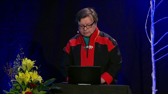 UR Samtiden - Samiska veckan 2016 : Den samiska etnopolitikens början