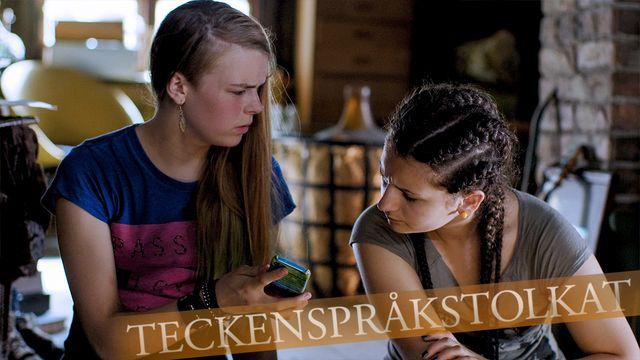 Spegelvänd - teckenspråkstolkat : Schackspelet