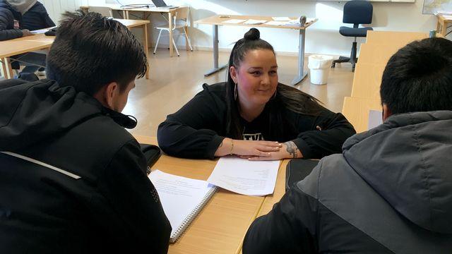 Skolministeriet : Ensamkommande och lärare som inte står ut