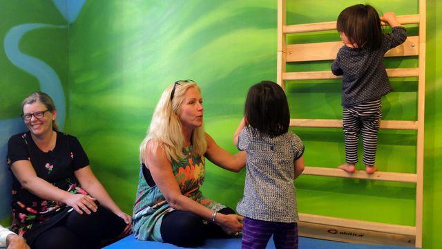 Lärarrummet : Öppen förskola för adopterade barn