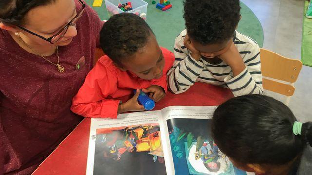 Lärarrummet : Att göra sig förstådd i en flerspråkig förskola