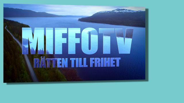MiffoTV - teckenspråkstolkat : Vara ifred