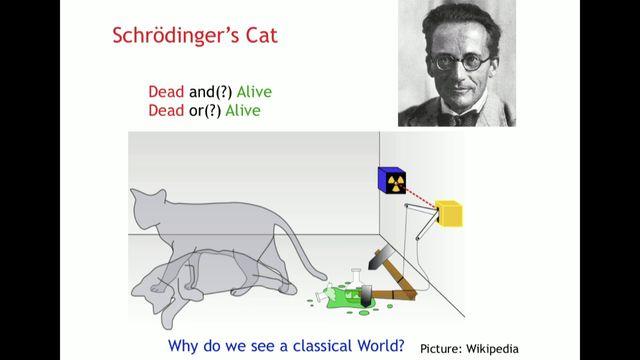 UR Samtiden - Kunskapens gränser : Kvantfysikens ogreppbara värld