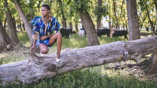 Världens mode : Botswana