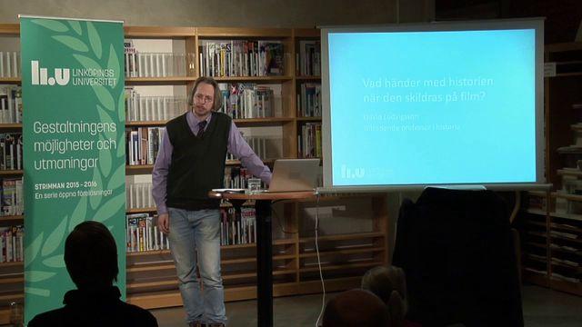 UR Samtiden - Dokumentärfilm och samhällsgestaltning : Kunskap eller estetik främst?