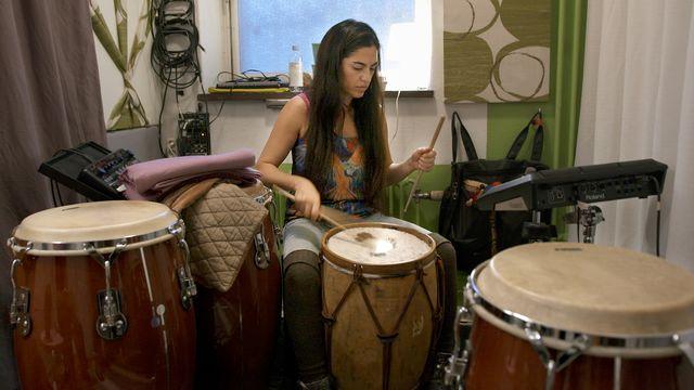 Musikliv : Trummor och teknik