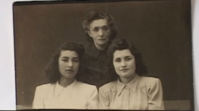 UR Samtiden - Förintelsens överlevande berättar : Rosa Pajkin Tankus - hela intervjun