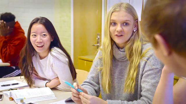 Lärarna på Skranta - lär av varandra : Lärare eller kompis