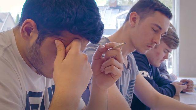 Lärarna på Skranta - lär av varandra : Motivera elever