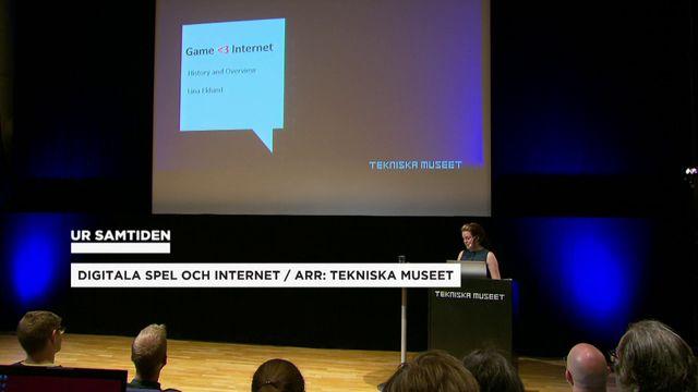 UR Samtiden - Spel och internet : Spel har förändrats av internet