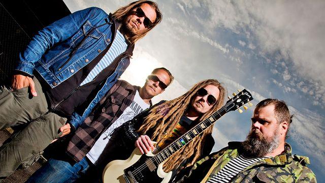 Musikalisk resa i Finland : Att vårda ett metal-band