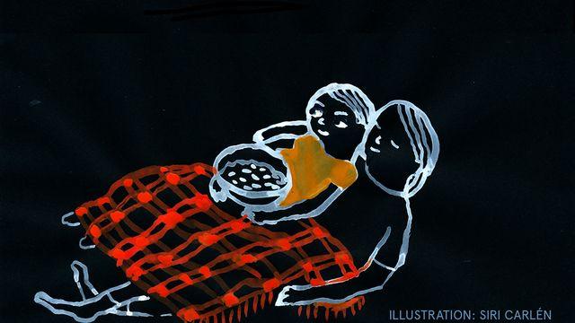 Barnmorgonlåtar : Frejas favoritdag