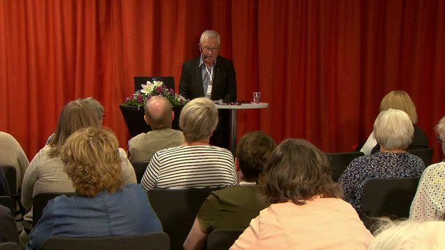 UR Samtiden - Släktforskardagarna 2016 : Häxprocesserna i Ådalen