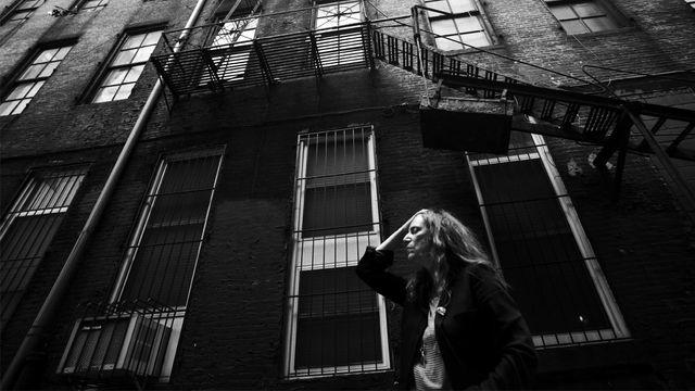 UR Samtiden - Bokmässan 2016 : Livet, konsten och kärleken enligt Patti Smith