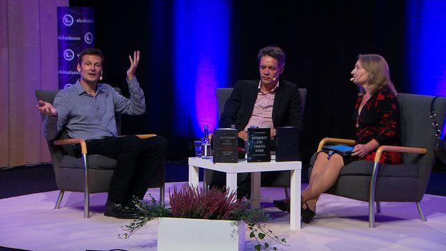 UR Samtiden - Bokmässan 2016 : Universum - vackrare än någonsin