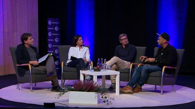 UR Samtiden - Bokmässan 2016 : Läslust som bränsle för kunskapssamhället