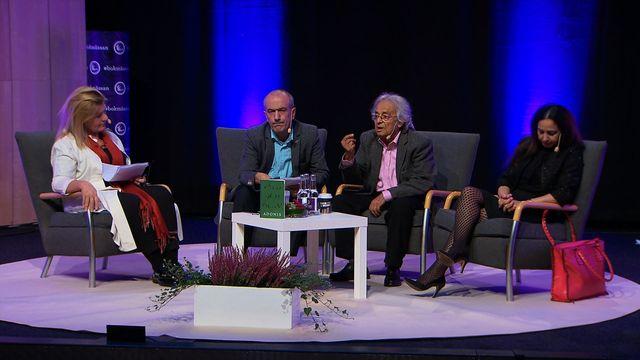 UR Samtiden - Bokmässan 2016 : Poetens blick på den arabiska kulturen