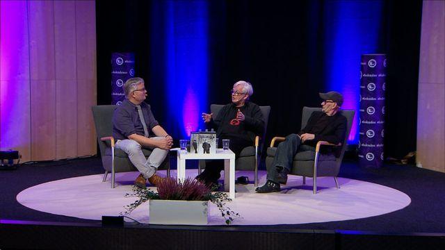 UR Samtiden - Bokmässan 2016 : Ebba Grön i bilder