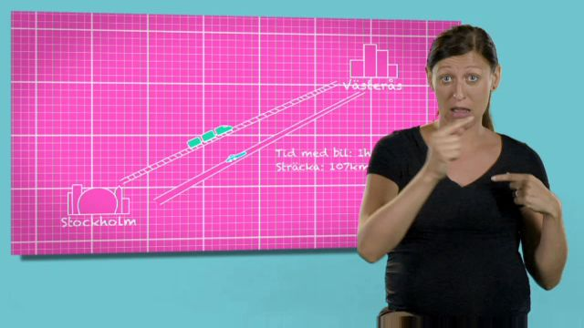 Kalkyl - teckenspråkstolkat : SVT-triangeln