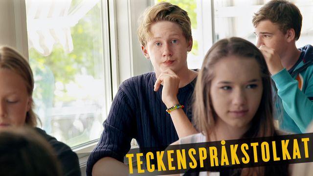 Skolpojkarna - teckenspråkstolkat : Föräldrarnas betydelse för motivationen